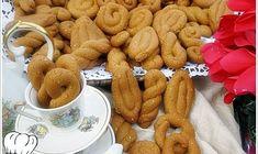ΚΟΥΛΟΥΡΑΚΙΑ ΜΕ ΠΕΤΙΜΕΖΙ ΠΟΡΤΟΚΑΛΙ ΚΑΙ ΣΟΥΣΑΜΙ!!! Greek Sweets, Greek Desserts, Greek Recipes, Biscuit Cookies, Cupcake Cookies, Greek Cake, Greek Cookies, Cookie Recipes, Dessert Recipes