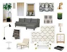 Elements of Style Blog | Renovation Update: Living Room Inspiration | http://www.elementsofstyleblog.com