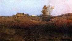Image result for dwight william tryon paintings