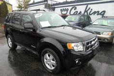 2008 Ford Escape XLT | Car King  10124 W Greenfield Ave, Milwaukee, WI 53214  (414) 453-9922  http://www.carkingsales.com #CarKing #UsedCars #Cars #Milwaukee