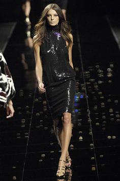Emanuel Ungaro Fall 2007 Ready-to-Wear Collection