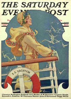saturday evening post october 1926 | Cover of The Saturday Evening Post July 20, 1929