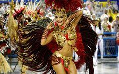 Veja imagens dos desfiles das escolas campeãs do Carnaval do Rio - Fotos - UOL Carnaval 2014