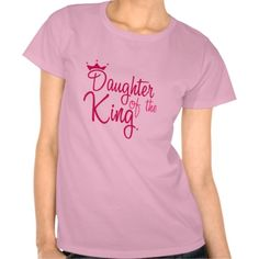>>>Cheap Price Guarantee          	Daughter of the King T Shirt           	Daughter of the King T Shirt In our offer link above you will seeDiscount Deals          	Daughter of the King T Shirt today easy to Shops & Purchase Online - transferred directly secure and trusted checkout...Cleck See More >>> http://www.zazzle.com/daughter_of_the_king_t_shirt-235940401225778325?rf=238627982471231924&zbar=1&tc=terrest