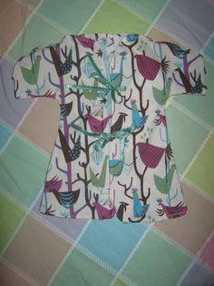 Preemie kimono