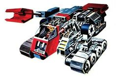 The Volt Machines that forms Voltes V 25374235 American Giant, Japanese American, Mr Roboto, Robot Cartoon, Japanese Robot, Mecha Anime, Old Anime, Super Robot, Mechanical Design