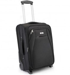 Cabin Max Executive Trolley Flight Approved Hand Luggage- 55 x 40 x 20 expandable to - Top Luggage UK Hand Luggage Suitcase, Luggage Deals, Luggage Trolley, Trolley Case, Childrens Luggage, Max Black, Travel Tote, Travel Accessories