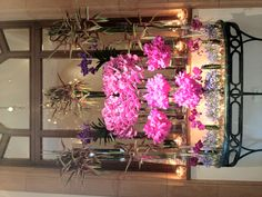 @Mandy Dewey Seasons Hotel Istanbul at Sultanahmet is pretty in pink orchids