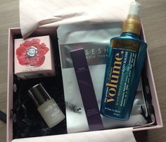 GlossyBox Review – October 2014 | My Subscription Addiction