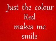Love it! My favourite colour