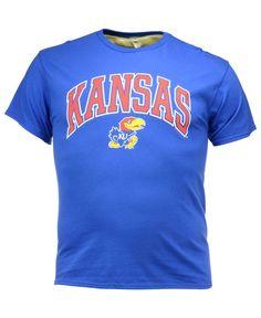 J America Men s Kansas Jayhawks Midsize T-Shirt Kansas Jayhawks, Shirt Men 3d827dae3a