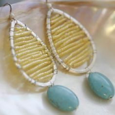 Turks and Caicos Earrings – Erin McDermott Jewelry