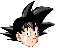 DBZ Son Goku =head= by Krizeii