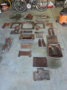 Hometalk :: How to restore an old cast iron wood burning stove?