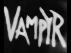 image: Vampyr bridge title screen 1932