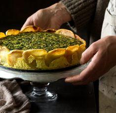 Pie, Favorite Recipes, Breakfast, Desserts, Tortillas, Food, Spinach Pie, Food Recipes, Meals