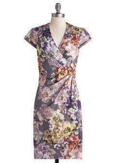 Friends Fleur-ever Dress | Mod Retro Vintage Dresses | ModCloth.com