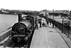 Celebrate anniversary of the Portland branch railway with these fantastic pictures (From Dorset Echo) Weymouth Harbour, Weymouth Dorset, Portland Dorset, Heritage Railway, Old Train Station, Disused Stations, Abandoned Train, British Rail, Beach Road