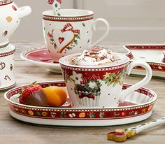 Villeroy & Boch: Toy's Delight | Christmas 1 | Pinterest | Dishes ...