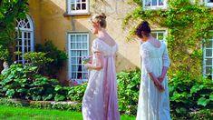 Pride and Prejudice: Sisterly companionship. austenandbennet.co #JaneAusten #PrideandPrejudice #ElizabethBennet