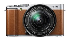 The Fuji X-M1 uses the same sensor as the Fuji X-Pro1 and Fuji X-E1, but in a more compact camera with a tilting screen. Does it impress?