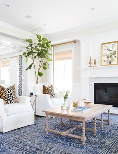 palisades blue and white rug white living rooms white rooms living