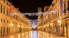 Dubrovnik Christmas Market - Copyright Dubrovnik Tourist Board. More Christmas Markets on @ebdestinations