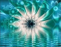 """Fractals"" - art by Virus VON Fractalia, via Flickr"