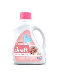 Trust the Time-Tested Baby Detergent  #newborn #sensitiveskin #laundrydetergent