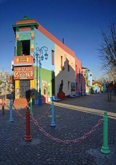 Caminito, Boca, Buenos Aires, Argentina