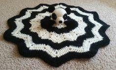 Crochet Panda Lovey