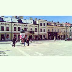 Piotrkowska Street, Łódź, Poland