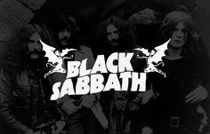 Il nome scelto per il gruppo, e per l'album omonimo, deriva da un film del maestro del cinema horror italiano: Mario Bava. Nel 1963, il bassista del gruppo, Geezer Butler, era rimasto stregato dal film I tre volti della paura, e aveva proposto il titolo nella versione inglese: Black Sabbath (sabba nero).