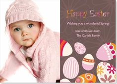 Easter Photo Card!