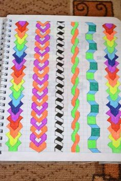 Личный дневник — как оформить ЛД с помощью узоров, окантовок, орнаментов Очень красиво смотрятся на страничках вот такие узоры: