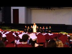 18 Year-old Kills it!! A Superb Graduation Speech by Madeline Woods
