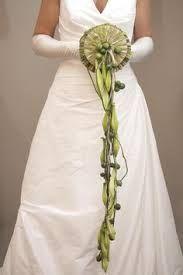 Afbeeldingsresultaat voor bruidsboeket op draad