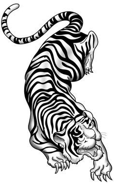 tiger tattoos google search more g s tattoo tattoos piercings tiger ...