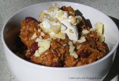 Cate Can Cook, So Can You!: Thermomix Chilli Con Carne - omit the meat add extra beans and serve with guacamole and vegan queso for vegan version and remember the dark chocolate and coffee Thermomix Recipes Healthy, Healthy Cooking, Cooking Recipes, Paleo Recipes, Bellini Recipe, Quirky Cooking, Food Club, Savory Snacks, Savoury Recipes
