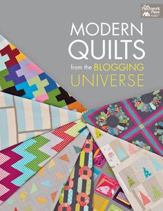 Spotted Stones: Modern Quilts from the Blogging Universe-- a Giveaway