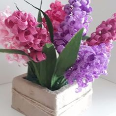 Flora Nordica (@_flora__nordica_) • Фотографије и видео записи на услузи Instagram Flora, Crepe Paper Flowers, Spring Flowers, Instagram, Plants, Handmade, Hand Made, Plant, Planets