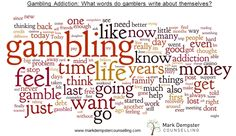 Gambling Addiction, What Works, Online Gambling, Mental Health, Self, Content, Writing, Reading, Words