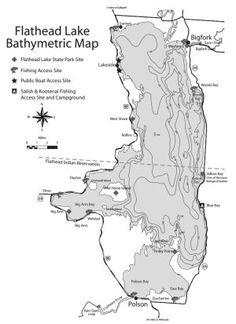 Northwest Montana Map | General Marketing | Pinterest | Montana ...