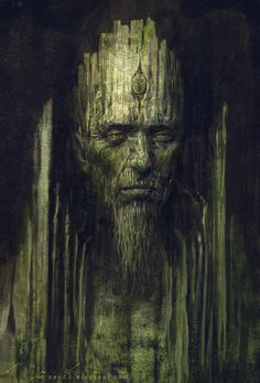 Tree King by BaoPham