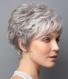 RINA (Rooted Colors) by Rene of Paris - Wilshire Wigs Short Hair With Layers, Short Hair Cuts For Women, Short Hairstyles For Women, Wig Hairstyles, Teenage Hairstyles, Hairstyle Short, Hairstyles 2016, Famous Hairstyles, Hairstyles Pictures