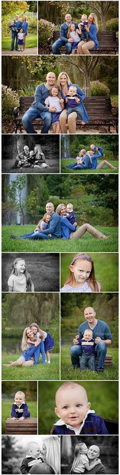 Family Photography Tips: We had such a lovely end of Summer evening for this family's portraits in central NJ.  It was a lot of fun photographing these adorable children with their parents! Here is a sampling from that evening.