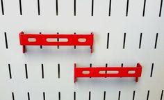 Wall Control Pegboard 1in x 4in C-Bracket Slotted Metal Pegboard Hook for Wall Control Pegboard and Slotted Tool Board - Red by Wall Control, http://www.amazon.com/dp/B00AQ43TMG/ref=cm_sw_r_pi_dp_iBufrb06S9Z4W