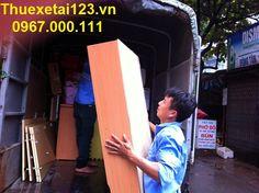 Kinh nghiệm sắp xếp đồ đạc an toàn lên taxi tải khi chuyển nhà
