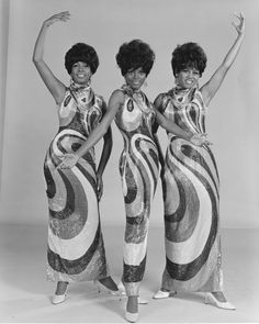 The Supremes (Mary Wilson, Diana Ross, Cindy Birdsong) Diana Ross Supremes, Grammy Museum, Mary Wilson, Vintage Black Glamour, Vintage Style, Vintage Fashion, Research Images, Little Shop Of Horrors, Coloured Girls