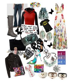 """""""hedeml(me)#allaboutme"""" by hedeml on Polyvore featuring art and allaboutme"""